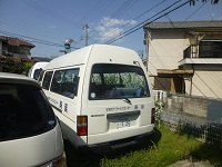 1999 nissan caravan dwge25 15 seater diesel for sale japan 77k-2