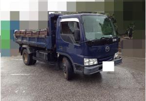 2000 mazda titan 4 ton dump truck tipper 4.6 wh68k for sale japan-3