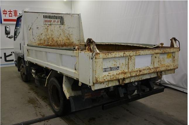2000 mitsubishi canter dump truck 4.2 diesel fe51cbd fe51 for sale japan tipper 308k-1.PNG