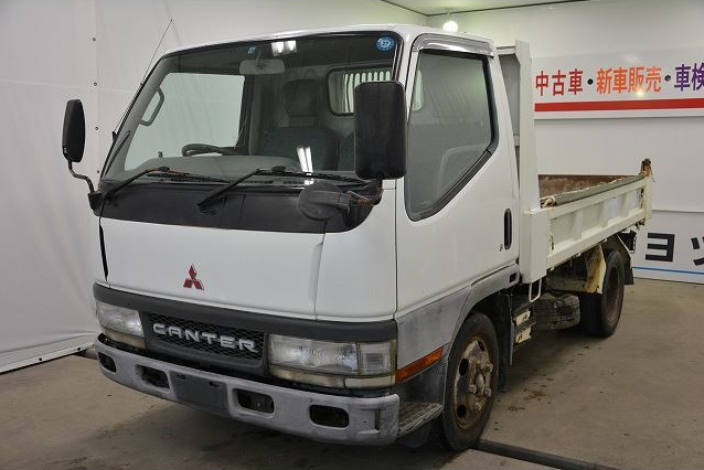 2000 mitsubishi canter dump truck 4.2 diesel fe51cbd fe51 for sale japan tipper 308k