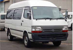 2000 toyota hiace super long rzh125b 2.4 15 seater used cars for sale in japan 34k