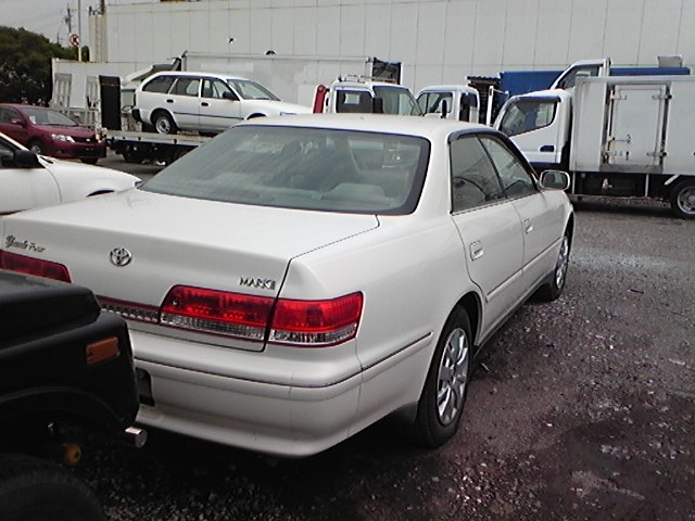 Toyota Mark 2 Grande Four 4wd Gx105 Sale Japan Import Ii