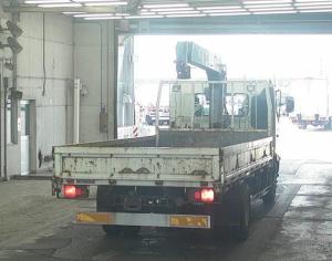hino ranger fc3j boom truck for sale