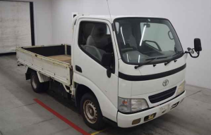 2002 toyota dyna 3.0 diesel long MT for sale japan ly230