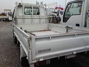 1999 2.2 diesel truck &2006 #mazda #bongo #truck 1ton ...