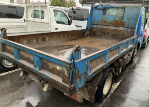 toyota dyna xzu468d tipper dump trucks for salejapan 2 ton