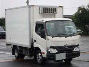 2016 toyota toyoace xzc605 4.0 diesel truck trucks referigerator freezer  for sale in japan