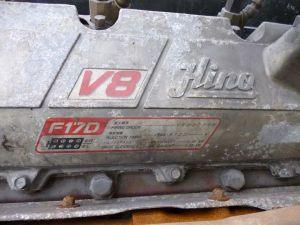 f17d hino model FR1
