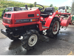 mitsubushi compact farm tractor mt16d for sale in japan
