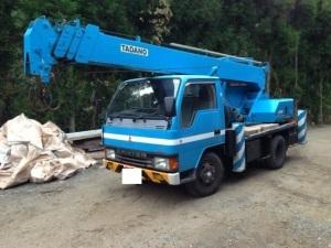 mitsubishiCanter fe335b 3.5 diesel