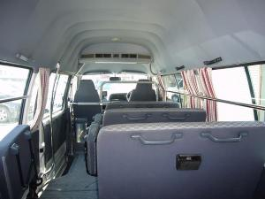 toyota hiace 15 seater rzh125b sales japan 75k-1