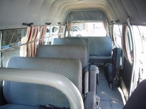 toyota hiace 15 seater rzh125b sales japan 75k-2