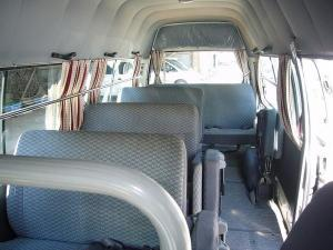 toyota hiace 15 seater rzh125b sales japan 75k-2