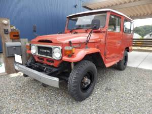 1981 toyota land cruiser bj44 3.2 sales japan-1