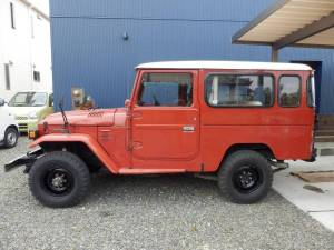 1981 toyota land cruiser bj44 3.2 sales japan-2