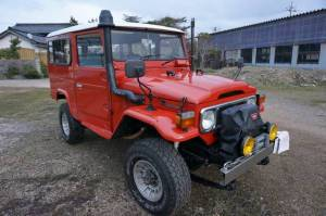1982 toyota land cruiser bj44 for sale in japan 159k