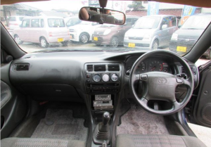 1996 toyota corolla ae100 station wagon for sale japan 1.5 172k-1