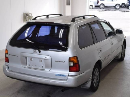 1997 toyota corolla g touring wagon ae100 1.5 for sale in japan 168k-1