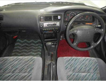 1997 toyota corolla g touring wagon ae100 1.5 for sale in japan 168k-2
