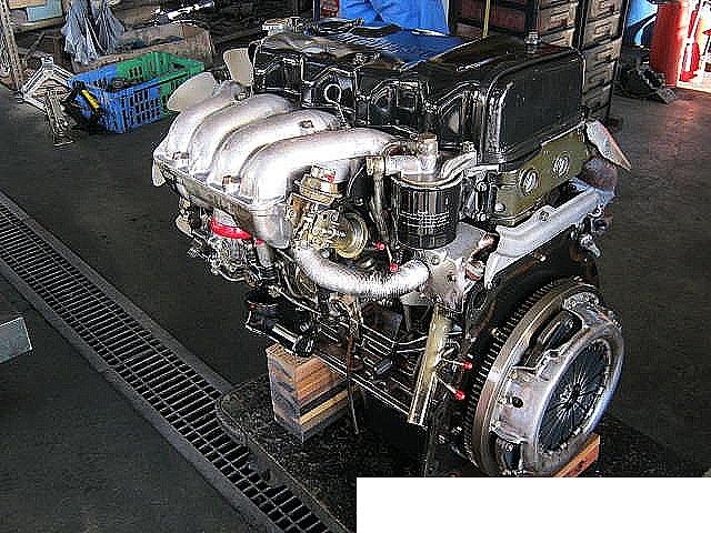 Mitsubishi 4d33 engine manual