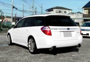 2007 subaru legacy touring wagon bp5 spec b 2.0 spec b 4wd sale japan-1