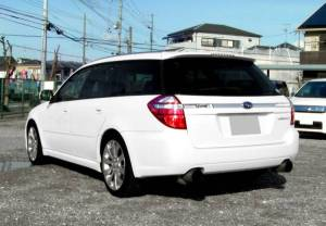 2007 subaru legacy touring wagon bp5 spec b 2.0 spec b 4wd sale japan-1