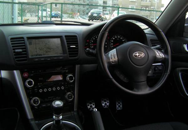 2004 Subaru Legacy Touring Wagon Bp5 Spec B