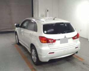 mitsubishi RVR ga3w 1.8 G for sale japan