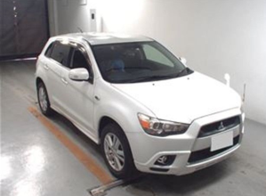 2010 mitsubishi rvr ga3w 1.8 G for sale in japan