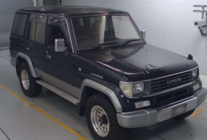 1993 toyota land cruiser landcruiser kzj78 kzj78w 3.0 diesel sx wide for sale in japan
