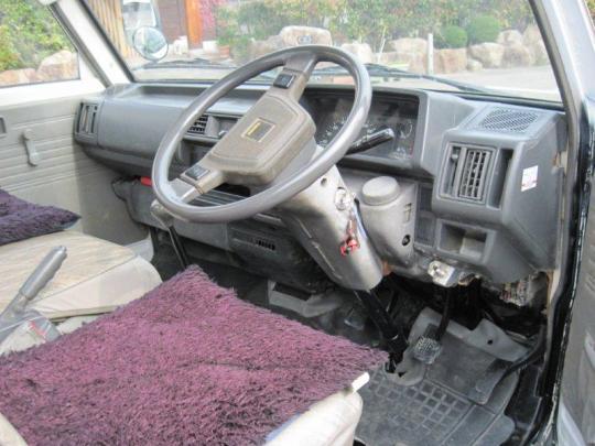 Mazda Bongo Dump Truck Ton Sd T K