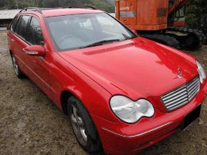 2001 mercedes benz stationwagon wagon kompressor for sale in japan 93k