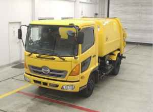 2006 hino ranger fc6j garbage trash truck for sale in japan