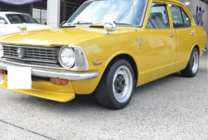 toyota corolla ke70 for sale in japan