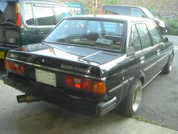 toyota old corolla ke70 for sale miyawaddy car broker jpn car name for sale japan is. Black Bedroom Furniture Sets. Home Design Ideas