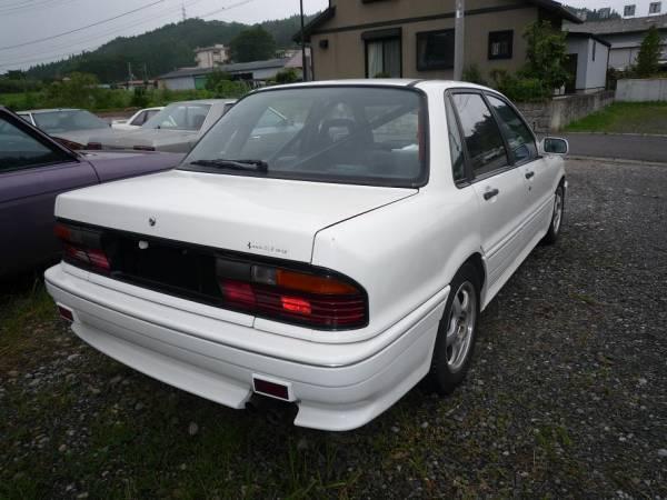 1991 mitsubishi galant vr4 e39a for sale japan jpn car name for sale japan burma. Black Bedroom Furniture Sets. Home Design Ideas