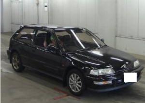 1990 honda civic ef9 sir for sale in japan 200k