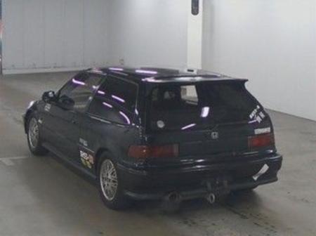 1991 honda civic sir ef9 1.6 vtec for sale japan 104k-1