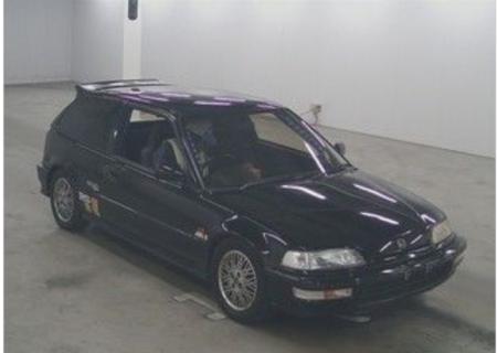 1991 honda civic sir ef9 1.6 vtec for sale japan 104k