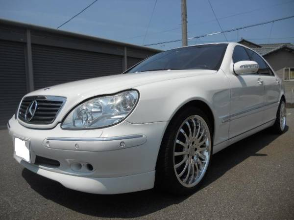 Japie kuroyanagi mercedes benz s600 for sale japan for Mercedes benz japan