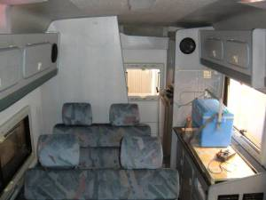 1997 mitsubishi delica campervan for sale in japan-1