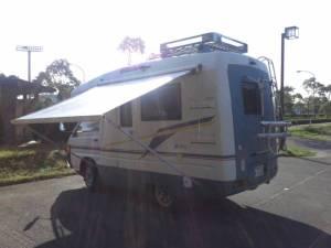 1997 mitsubishi delica campervan for sale in japan-2