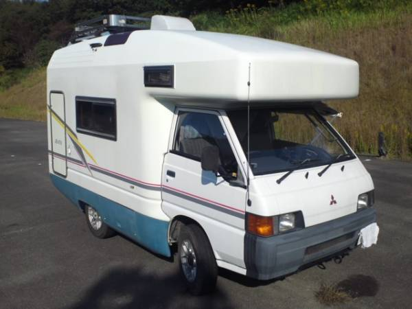 (Japie-Kuroyanagi) #mitsubishi #delica #camper #campervans #for #sale #japan | JPN CAR NAME +FOR ...