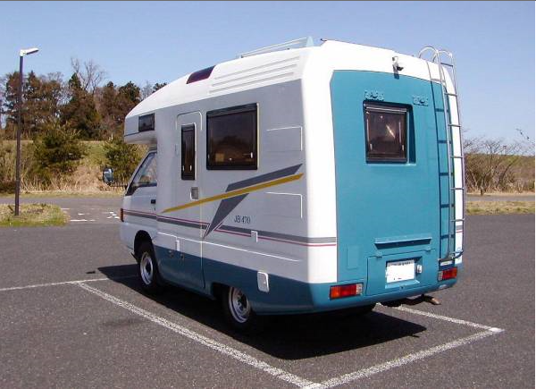 Camping Cars For Sale In Japan