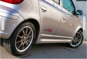 2003 1.5 vitz trd turbo sale japan 72k-3