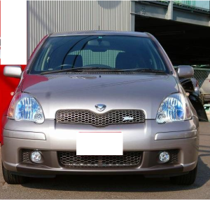 2003 1.5 vitz trd turbo sale japan 72k
