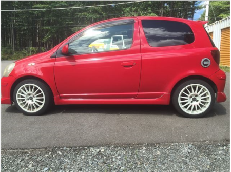 2003 toyota vitz ncp13 turbo rs 1.3 for sale in japan 87k-2