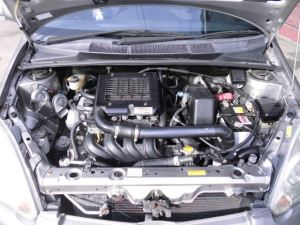 2003 toyota vitz rs trd turbo 1.5 for sale in japan ncp13 90k-1