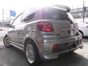2003 toyota vitz rs trd turbo 1.5 for sale in japan ncp13 90k-2