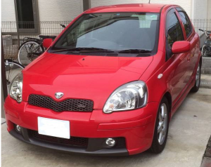 2003 toyota vitz rs turbo ncp13 1.5 for sale in japan 127k